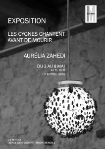 Affiche expo Grenoble